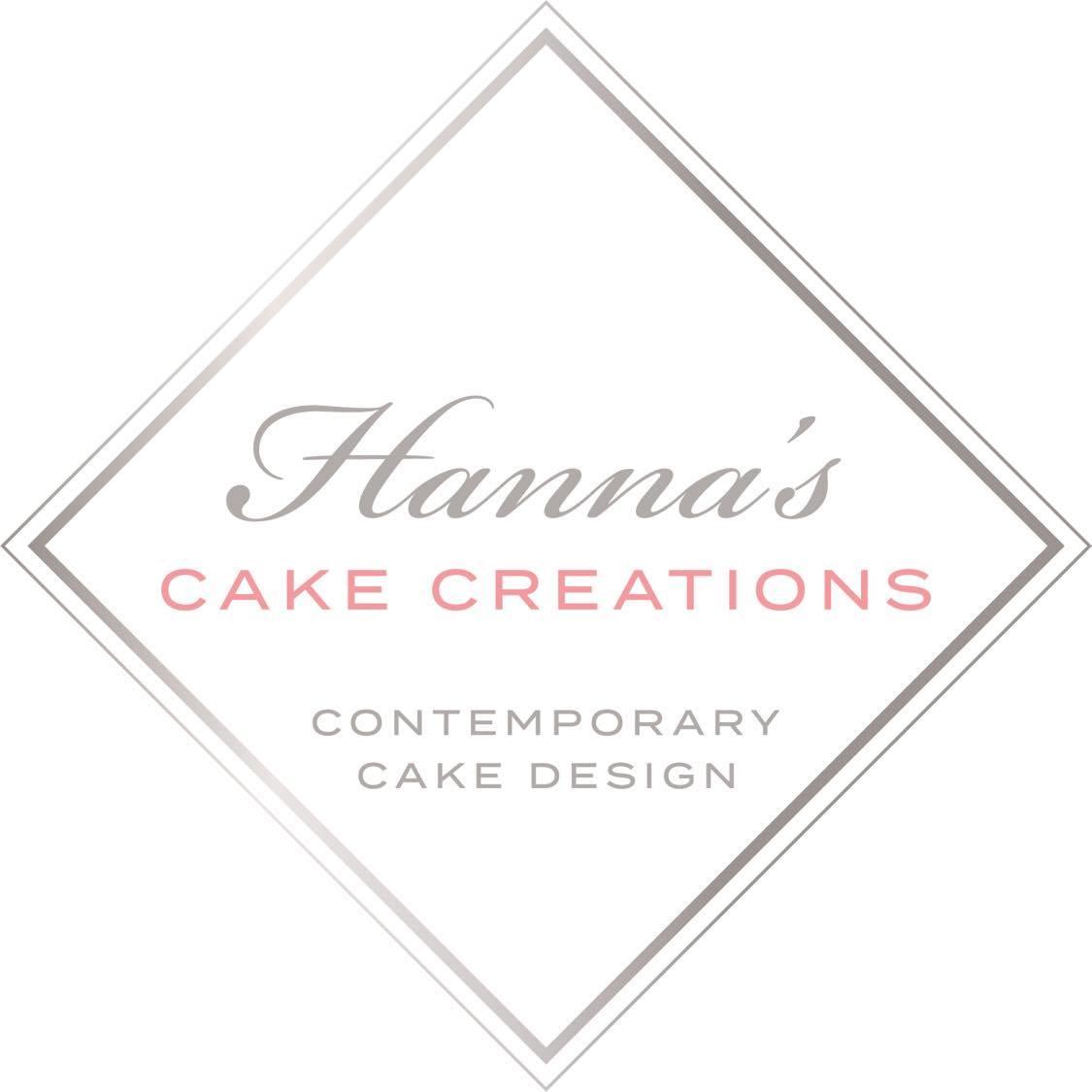 Hanna's cake creations